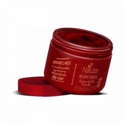 Máscara Vermelhos e Acobreados 300g - Natuza