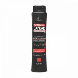 Shampoo Cauterização Capilar 400ml - Natuza
