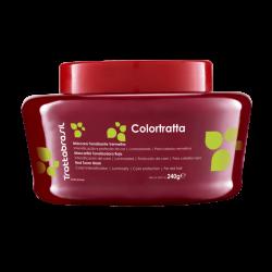 Máscara Tonalizante Colortratta Vermelho 240g - Trattabrasil