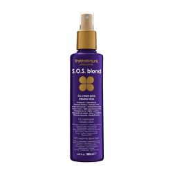 CC Cream S.O.S. Blond | 180ml - Trattabrasil