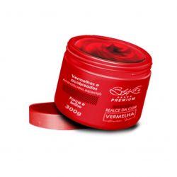 Máscara Realce da Cor Vermelha 300g - Belkit Premium