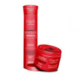Kit Realce da Cor Vermelha (2 itens) - Belkit Premium