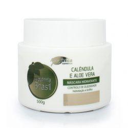 Máscara Calêndula e Aloe Vera 500g - Alquimia