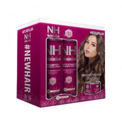 Kit Capilar New Hair (4 itens) - Belkit