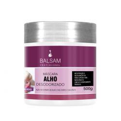 Máscara Alho Desodorizado 500g - Balsam