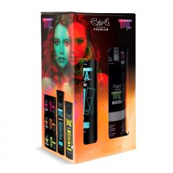Kit Capilar Cronograma de Diva (5 itens na caixa) - Belkit Premium