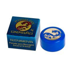 Pomada Fogo do Dragão Ginseng 4g -Sofisticatto